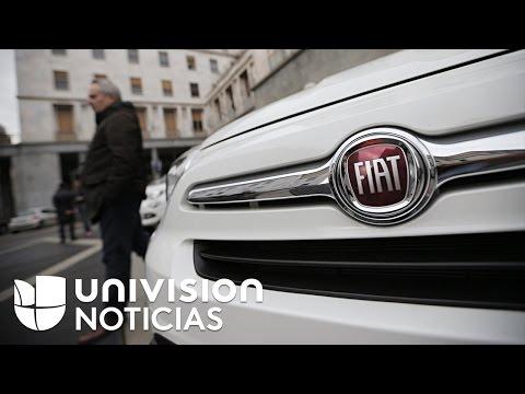 Fiat Chrysler saldría de México si Trump cumple amenaza de altos impuestos