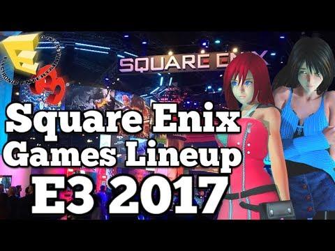 Square Enix lineup predictions E3 2017- Huge gaps for big surprises (FF7R, KH3, Dissidia & more)