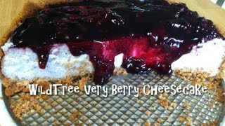 Wildtree Very Berry Cheesecake Recipe