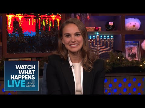 Natalie Portman On Her Miscommunication With Jessica Simpson | WWHL