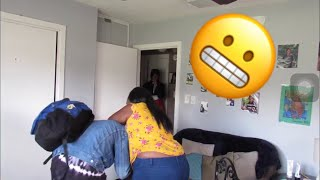 CUSSING MY MOM OUT PRANK!! 😂 SHE ATTACKS ME!!!
