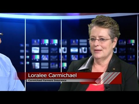 Business Talk- Loralee Carmichael, Farmers Insurance