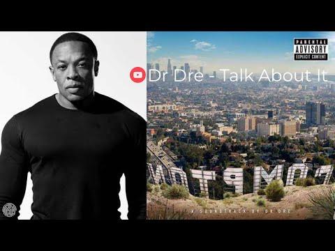 Dr  Dre   Talk About It ft King Mez & Justus Official Audio COMPTON HD