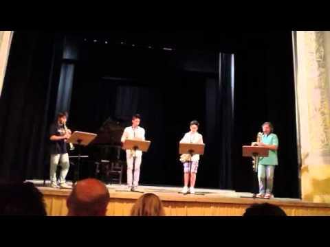 Bevagna - Saggio scuola di musica Nicola Maurizi
