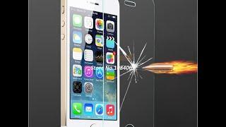 Покупка онлайн из Китая №95 Закаленное стекло Защита iPhone 5 / 5S / 5C(, 2014-11-29T20:04:07.000Z)
