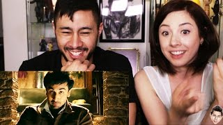 BARFI trailer reaction review by Jaby & Rachel Grate!