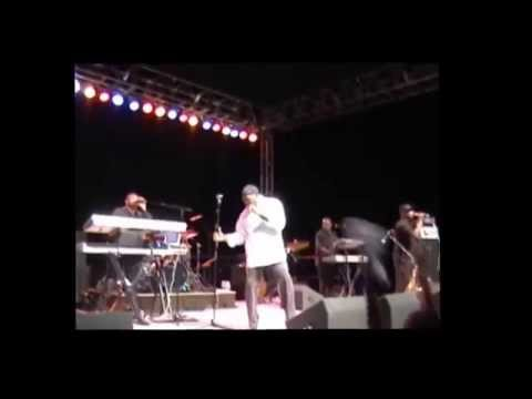 DAZZ BAND /JERRY BELL LIVE 2012