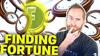 How to Complete G_Schway's Finding Fortune With All COINS in Fortnite Creative Mode!