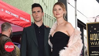 Adam Levine and Behati Prinsloo are Expecting a Baby Girl | Daily Celebrity News | Splash TV