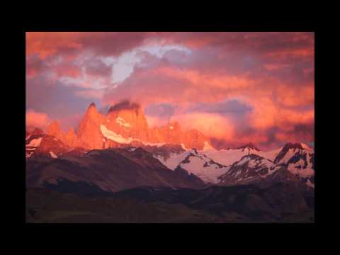 Mt. Fitz Roy on Fire Time Lapse