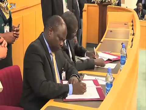 President Kiir asks for 15 days to consider proposed peace deal