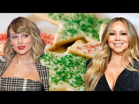 Which Celebrity Makes The Best Holiday Cookie?
