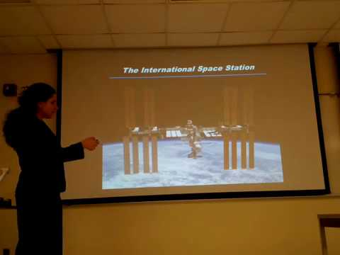 "Dr. Gioia Massa: ""Food Production for Space Exploration"""