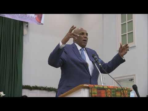 Reverend Dr. Gerald L. Durely @ Shiloh Missionary Baptist Church