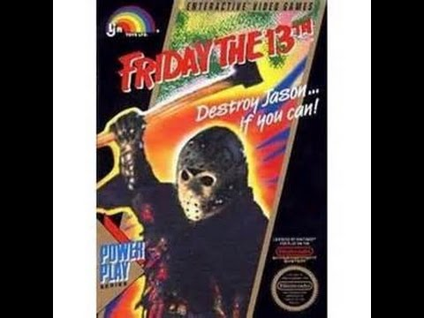 FRIDAY13  For Nintendo My attempt to try defeat Jason