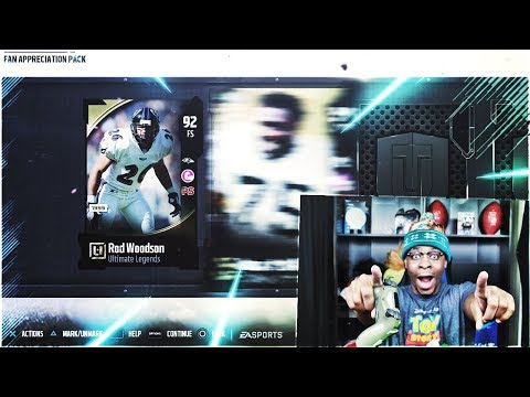 THE GREATEST PACKS OF ALL-TIME ARE BACK W/ 99 OVERALL PULL! Madden 18