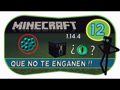 Cómo conseguir PERLAS DE ENDER MÁS RÁPIDO en Minecraft 1.14 Survival Tecnico ♥ 012 ♥