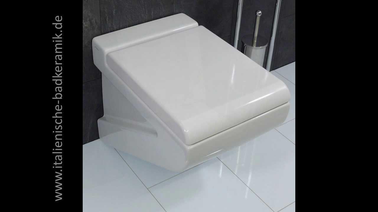 Designer WC Toilette LaFontana Artceram weiss La Fontana Art Ceram ...