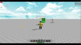 Roblox: review for Angalacon's crossbow
