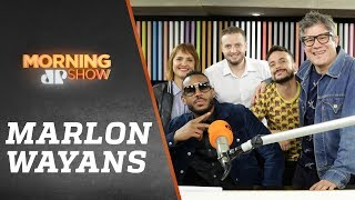 Marlon Wayans - Morning Show - 12/08/19