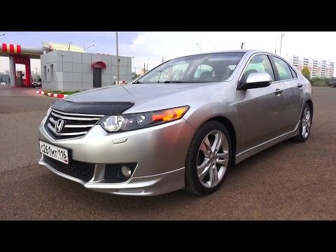 2008 Honda Accord Type S. Start Up, Engine, and In Depth Tour.