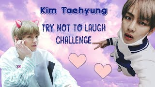 Download Video BTS V Kim Taehyung Try Not To Laugh Challenge MP3 3GP MP4