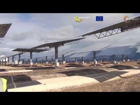 SOLAR CV UNIT 2.7 EXAMPLE OF CENTRAL RECEIVER CSP PLANT WITH THERMAL STORAGE SYSTEM