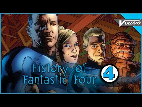 History Of Fantastic Four!