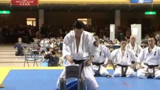 2011年4月17日(日)グランシップ静岡 第2回東日本極真空手道選手権大会.