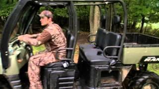 Quickdraw Utv Overhead Gun Rack
