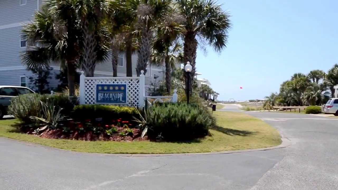 11 Beachside Drive 133 Seagrove Beach Fl 32459 Villas You