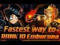 AQW How To Get Rank 10 Embersea New Le Bot 8.9