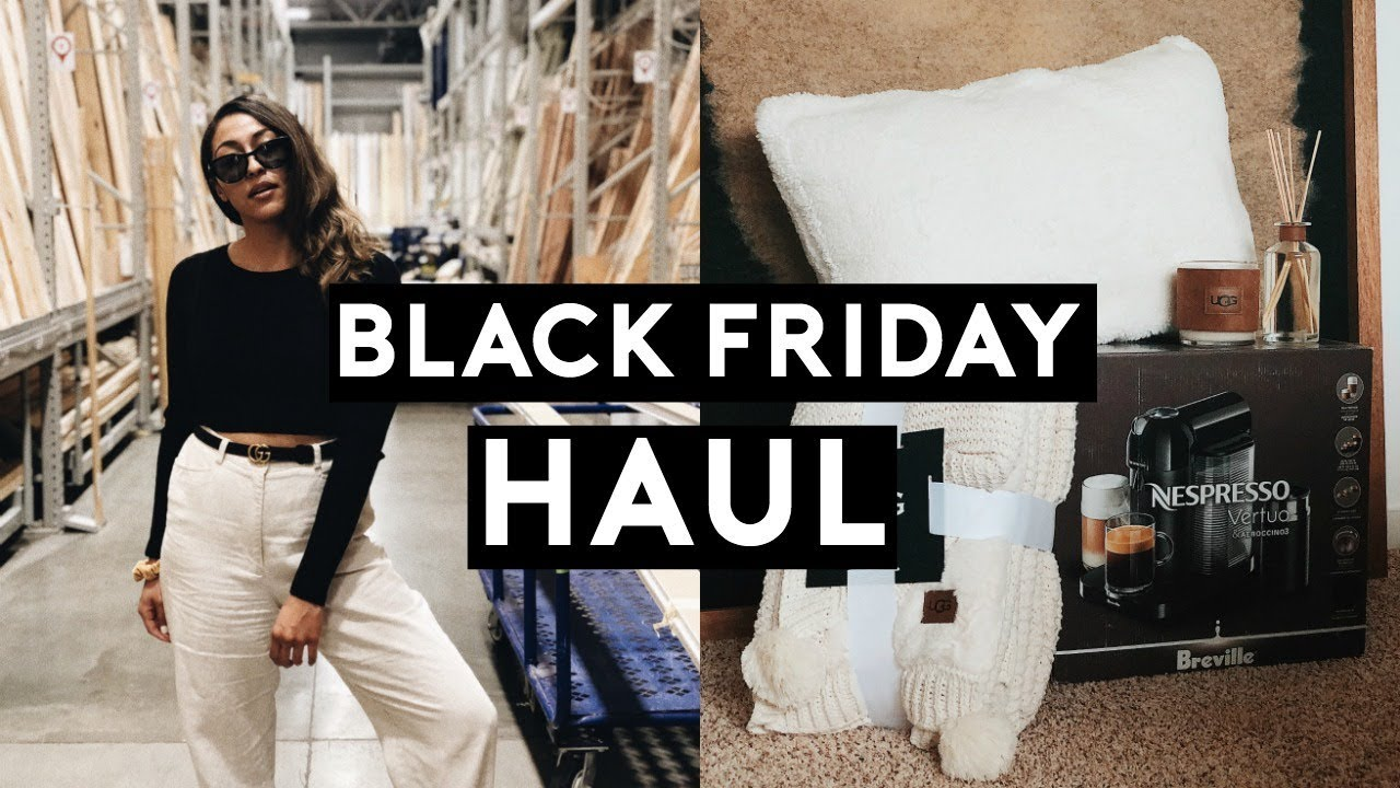 [VIDEO] - BLACK FRIDAY HOME DECOR HAUL 2019 2
