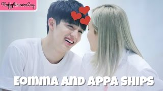 mom and dad ships of kpop ♡ || EXO/GOT7/BTS/SEVENTEEN/VIXX/MONSTA X || 30K+ SUBSCRIBERS SPECIAL