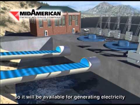 MidAmerican Energy  Hydroelectric Power Plant Virtual Tour