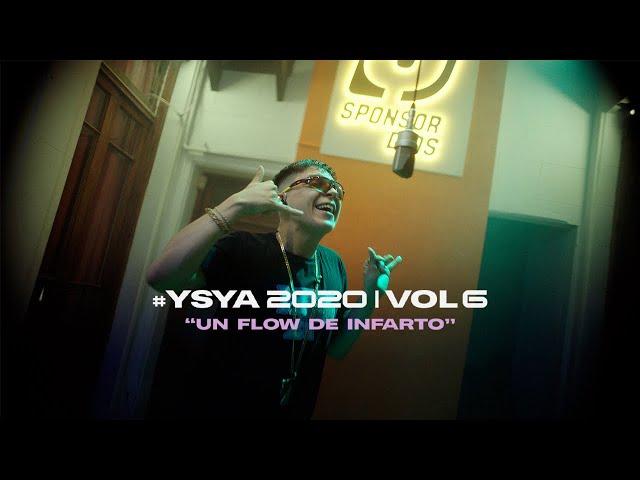 YSY A - Un flow de infarto (prod. Bizarrap) | #YSYA2020 Vol. 6