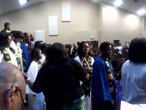 Cross Word Church-African American Baccalaureate
