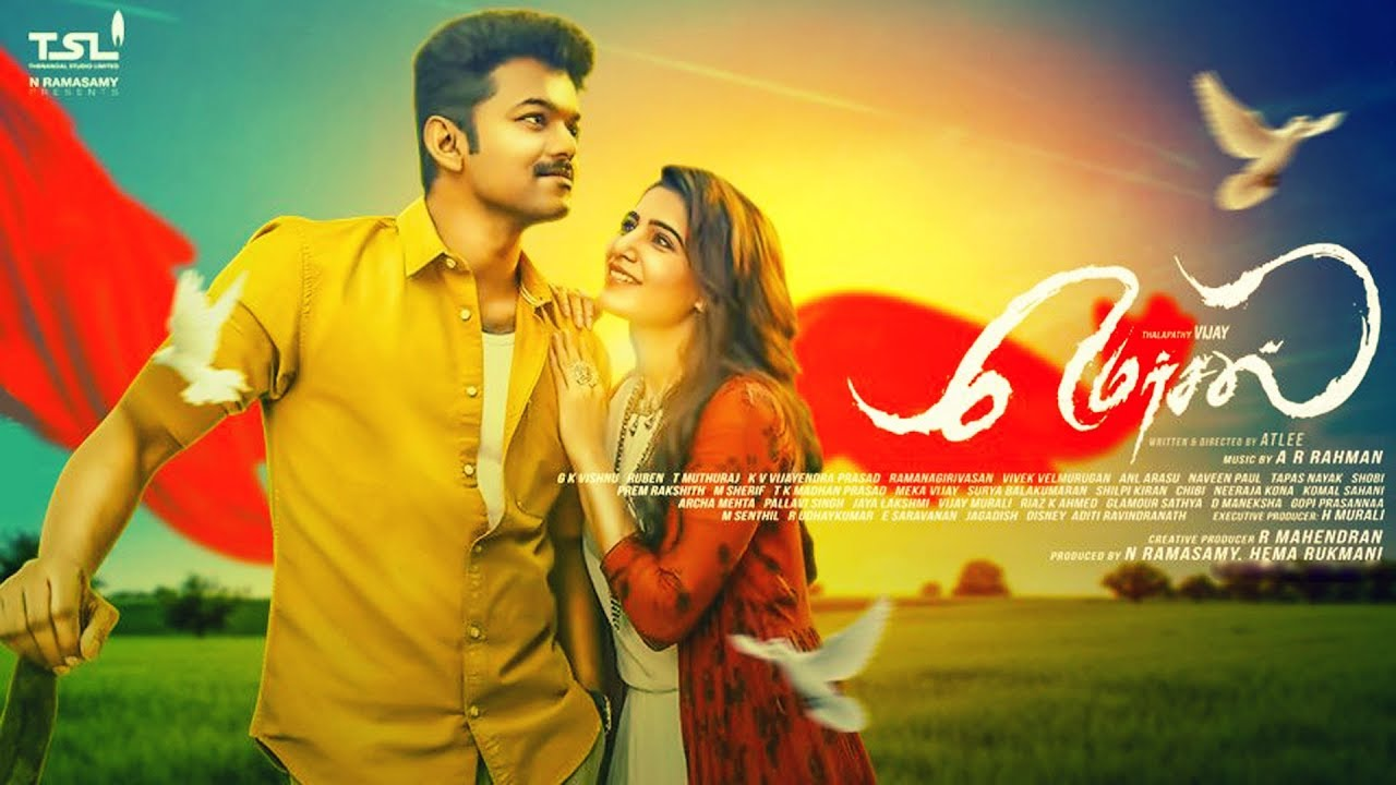Mersal All Video Songs HD