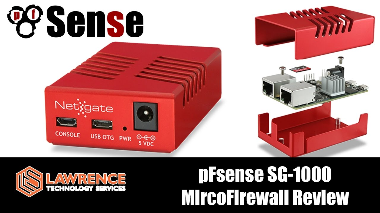 Want to downsize my pfsense box, Netgate SG-1000? | AnandTech Forums