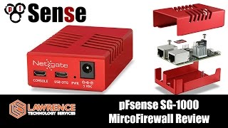 pfSense sg-1000 microfirewall review and speed test (See Updates In Description)