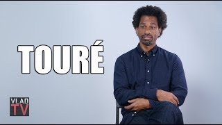 Touré Asks Vlad About Rumor that VladTV is the Police (Part 1)