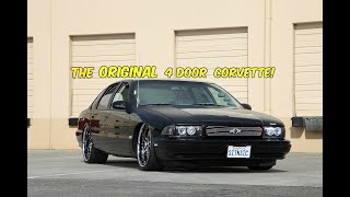 Watch This BEFORE You Buy a 1994-1996 Chevy Impala SS