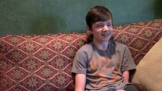 Unstoppable: 13-year-old Quadrimembral Amputee Still Enjoys Wrestling, Band #jcpvideo