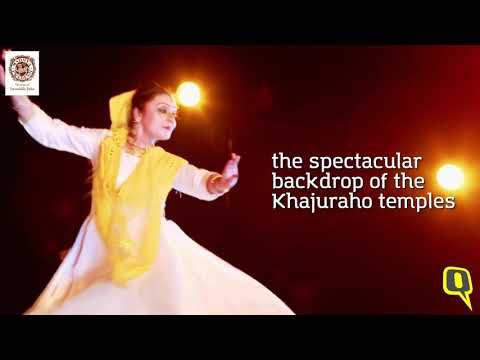 Khajuraho Dance Festival | Madhya Pradesh | MPTourism