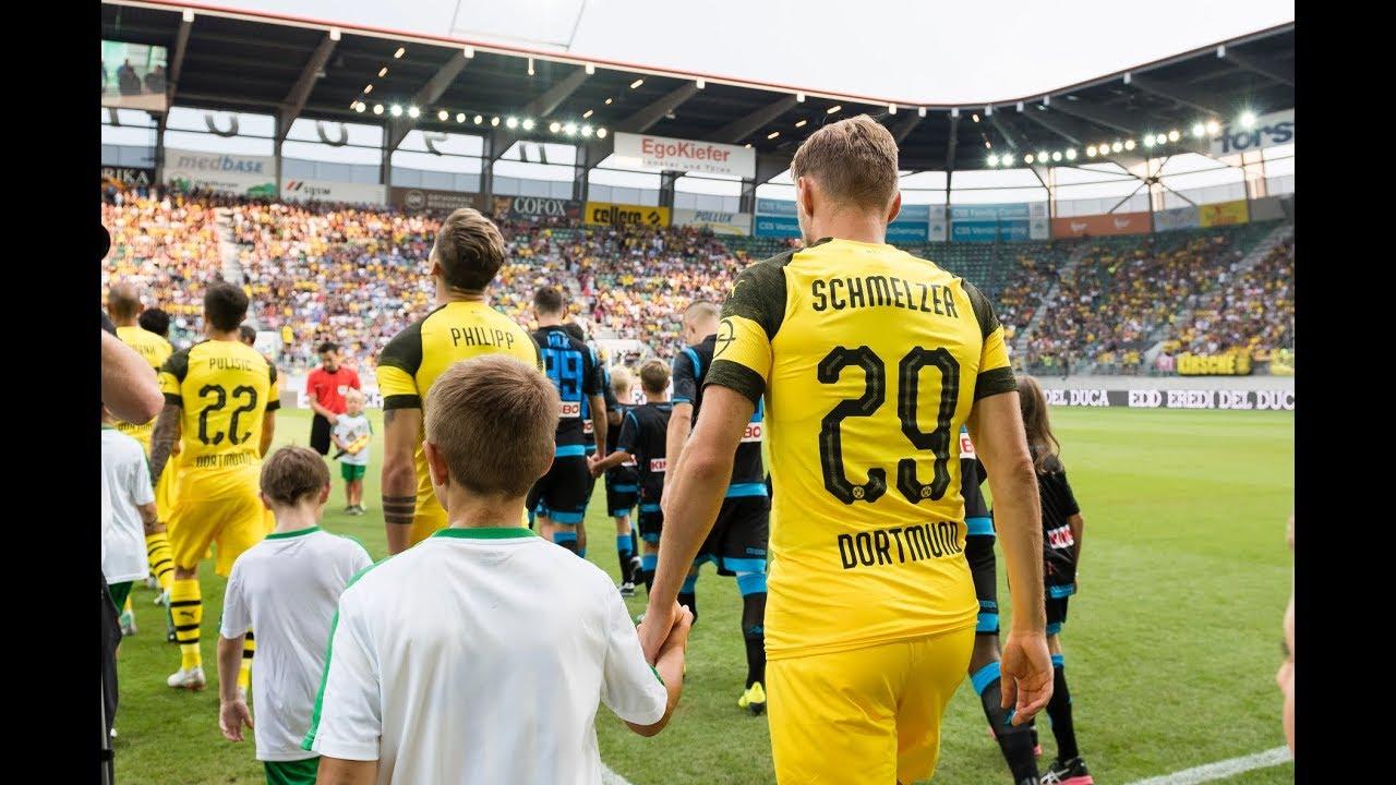 Borussia Dortmund - SSC Neapel 1:3 | Testspiel in St. Gallen | ReLive