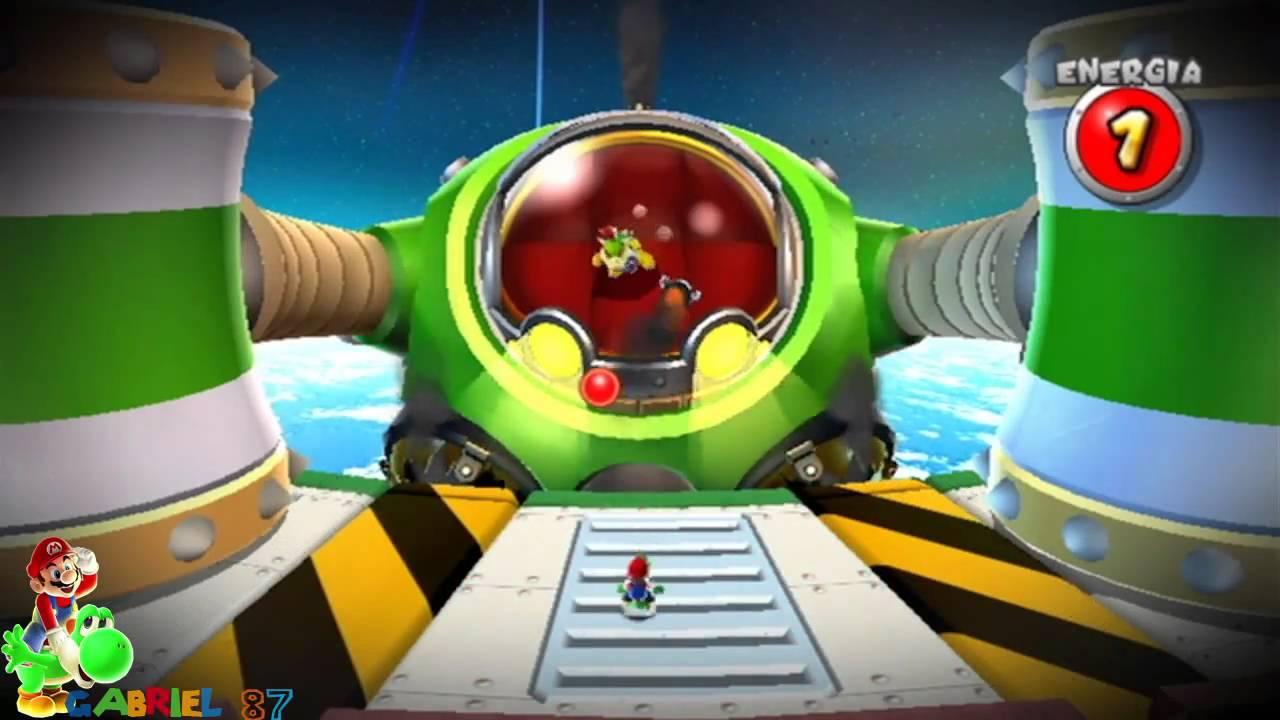 67/..]☆--★Super Mario Galaxy 2★-☆Mario's Time★.100%.(242 ...