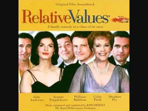 'Relative Values' (2000) soundtrack - 6. Manor Preparations