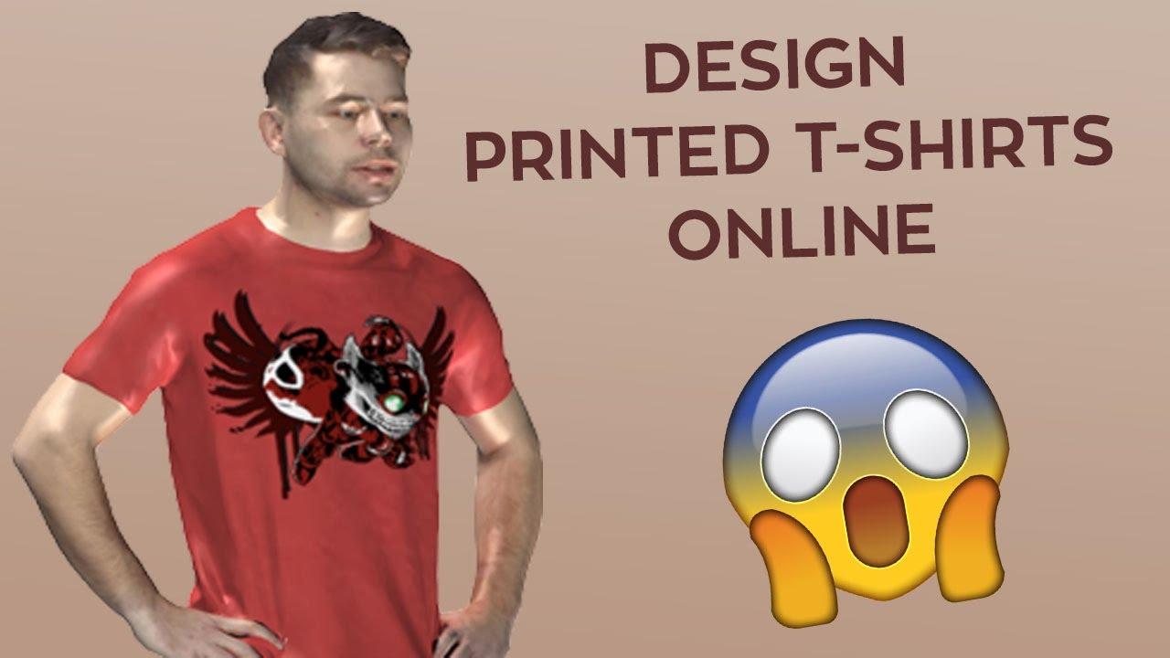 Design your t shirt software - T Shirt Design Software T Shirt Design Maker Design Your Own Shirt Lanyard Market