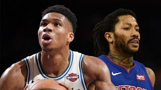 Detroit Pistons vs Milwaukee Bucks Full Game Highlights | December 4, 2019-20 NBA Season