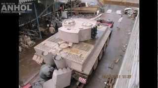☎ 602 793 389 Pomoc drogowa Gorzow Tiger 1:1 replica / Replika Tygrysa / Panzerkampfwagen VI Tiger